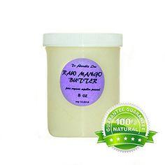 RAW Mango Butter Organic 100% Pure 8 Oz - http://essential-organic.com/raw-mango-butter-organic-100-pure-8-oz/