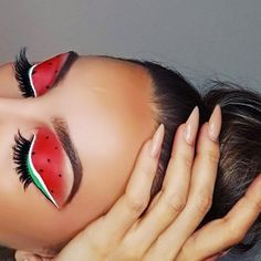 """15.9k Likes, 288 Comments - BlackMilk Clothing (@blackmilkclothing) on Instagram: """"Fruity feels  Fresh look from @nataliya_makeup, who's gonna try it out?"""""""