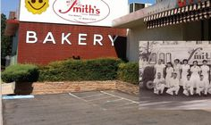 Smith's Bakeries...yet another Bakersfield treat!