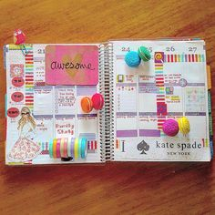My upcoming week in my #eclp. Have an awesome one #plannercommunity!    PS: Those cute macaroon erasers are from @kmartaus!   So happy to have bought the only one left in my local the other day!   #planneraddict #planneraddictaus #plannerworld #plannernerd #plannerjunkie #plannerlove #plannerlife #plannerhi #plannerbliss #plannergirl #planner #plannerjunkie #erincondrenlifeplanner #erincondren #weloveeclp by _foundpeaceinplanning_