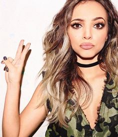 "Jade Thirlwall for Little Mix's book ""Our World"""