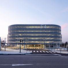 FA 4 Parking / DeA architectes