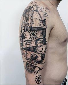Meaningful small tattoo ideas, basic tattoo ideas, of trees, neck tattoo . Cross Tattoo On Hand, Small Cross Tattoos, Small Tattoos, Tattoos For Guys, Tattoos For Women, Line Work Tattoo, Line Tattoos, Flower Tattoos, Tattoos Pics