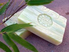 BellaVita Botanicals Bamboo Lime handmade soap