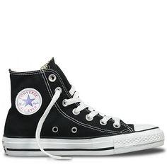 newest 4a940 c7685 Chuck Taylor All Star Classic Colour High Top Black