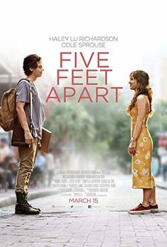 Directed by Justin Baldoni. With Haley Lu Richardson, Cole Sprouse, Moises Arias, Kimberly Hebert Gregory. A pair of teenagers with cystic fibrosis meet in a hospital and fall in love, though their disease means they must avoid close physical contact. Films Hd, Hd Movies, Movies To Watch, Movies Online, Movies Free, Comedy Movies, Horror Movies, Jason Clarke, Sean Harris