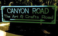 . Santa Fe Nm, Canyon Road, Romantic Getaways, Mexico, Vacation, Travel, Vacations, Viajes, Destinations