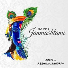 Supply Chain Solutions, Happy Janmashtami, Happy Wishes, Festival Celebration, Lord Krishna, Disney Characters, Blessings, India, Art