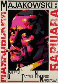 Waldemar Świerzy Galeria Plakatu Polskiego Warszawa