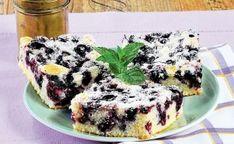 Kefírový koláč sborůvkami