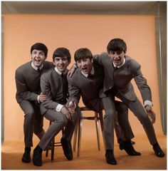 The Beatles (1964) Photo Bob van Dam