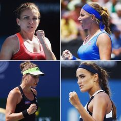 #SydneyTennis Semifinals are set! Who's going to the final? #WTA