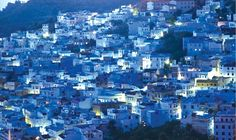 Happy to see extravagant places. Chefchaouen Morocco  Photo by _  FOLLOW @world.travel.feed FOLLOW @world.travel.feed  Tag 2 friends who you want to go on an #adventure with or go #exploring with!!!