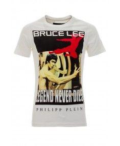 Philipp Plein - 'Kung fu Man' T-Shirt White