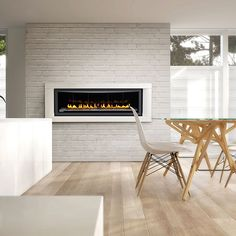 LR Fireplace - lhd50_white_kitchen-napoleon-fireplaces-500px