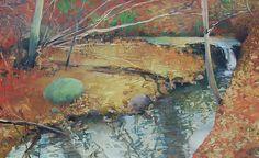 """Rio en Medio 2"" by Randall David Tipton"