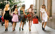 New York City holiday shopping