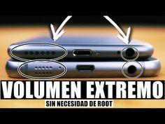 5 Maneras de Aumentar el Volumen de Cualquier Teléfono Android!! - YouTube