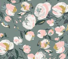 Art Gallery Fabrics, Sparkler Fusion. Rayon. AVAILABLE MAY 2018 Twinkling with delicate winter motifs and the joyous metallic lights from a sparkler, this collection is inspired by the holidays and their simple joys: pine tree forests, fluffy little animals, and soft sweet florals in cinder greys, creamy blush and ochre.