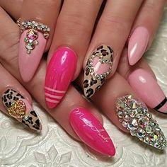 ❤️ Valentines nails