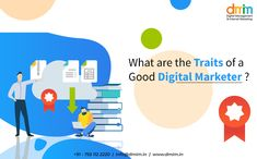 Are you looking for making career in Digital Marketing Then Understand What are the Traits of a Good Digital Marketer that helps you to grow in your career Digital Marketing Manager, Digital Marketing Strategist, What Is Digital, Best Planners, Do You Really, Machine Learning, How To Be Outgoing, Improve Yourself, How To Plan
