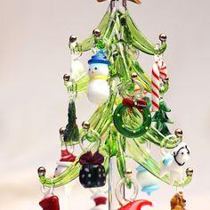 Christmas tree ガラスクリスマスツリー