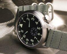 Maratac Pilot watch. $195