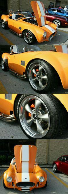 Beautiful paint scheme (orange creamsicle)