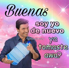New Memes, Dankest Memes, Funny Images, Funny Pictures, Bts Meme Faces, Meme Stickers, Barbie, Spanish Memes, Cute Memes