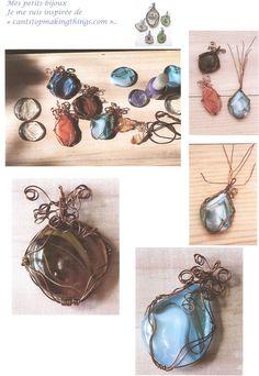 mes petits bijoux....