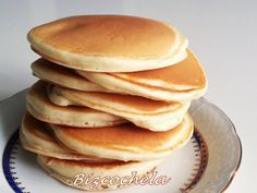 Well, we are back to Friday and it touches is a sweet recipe . and this time I bring some American pancakes, which for e . Tapas, Cooking Time, Cooking Recipes, Food Porn, Pancakes And Waffles, Snacks, Savoury Cake, Love Food, Sweet Recipes