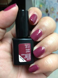 Sensationail Berry Drop