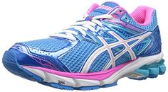 ASICS Womens GT1000 3 Running ShoeTurquoiseWhiteHot Pink7 M US *** Find out more about the great product at the image link-affiliate link. #AsicsRunningShoesForWomen