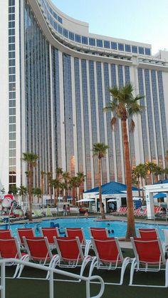 Pool @ Westgate Resort/Hotel in Las Vegas, NE. Sept. 2015