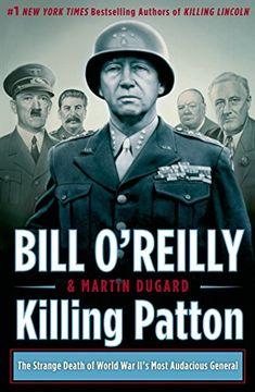 Killing Patton: The Strange Death of World War II's Most Audacious General by Bill O'Reilly http://www.amazon.com/dp/080509668X/ref=cm_sw_r_pi_dp_bPOgub0GM9MSS