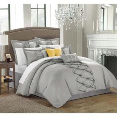 Chic Home Ruth 12 Piece Comforter Set
