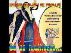 Novilho Brasileiro (urrou) - Boi de Pindaré - Toada Imortal de Mestre Coxinho, Boi de Pindaré.