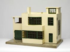 'Ultra Modern Dolls' Houses' by Lines Bros. Ltd (1930s)