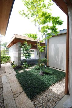 The Kishigawa Residence, a small courtyard house by Mitsutomo Matsunami