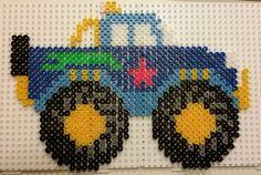 monster truck perler beads - Google Search