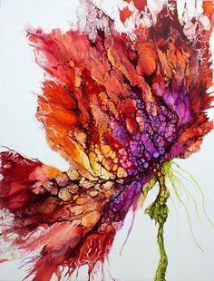 Desire - Alicia Tormey Encaustic Artist   Seattle
