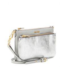 mytheresa.com - Borsa a tracolla in pelle - Sera - borse - Luxury Fashion for Women / Designer clothing, shoes, bags