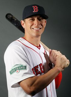 Since the departure of my Papelbon, I found my new Red Sox crush :)