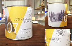 Beautiful minimal, but sophisticated packaging design and branding