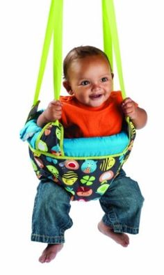 Evenflo Johnny Jump Up Doorway Jumper, Bumbly Color: Bumbly NewBorn, K