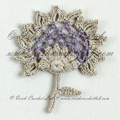 Outstanding Crochet: Great findings. New Irish Crochet Tutorials available at IrishCrochetLab.com