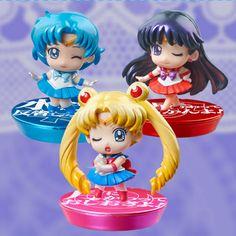 Portafolios, Petit Chara y colgantes para auriculares - Sailor Moon España