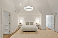 Love this bedroom-   East Hampton house bedroom by Carmina Roth Interiors