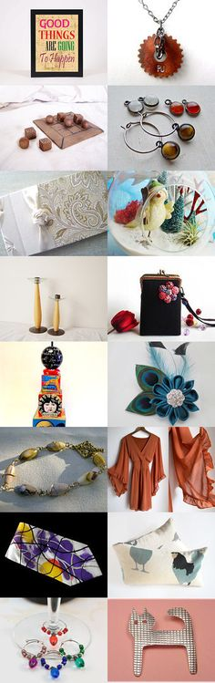 Good Things Are Going To Happen by JudysDesigns on Etsy--Pinned with TreasuryPin.com
