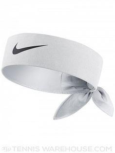 Nike Tennis Headband White | Tennis Warehouse